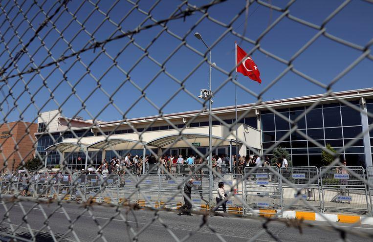 De Silivri-gevangenis. Beeld REUTERS