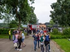 Veenlanden College in Vinkeveen tijdens toetsweek ontruimd vanwege gaslucht