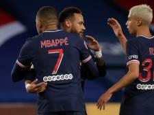 Neymar et Mbappe sont de retour avec le PSG