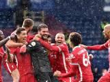 Doelman Alisson kopt Liverpool diep in blessuretijd naar cruciale zege