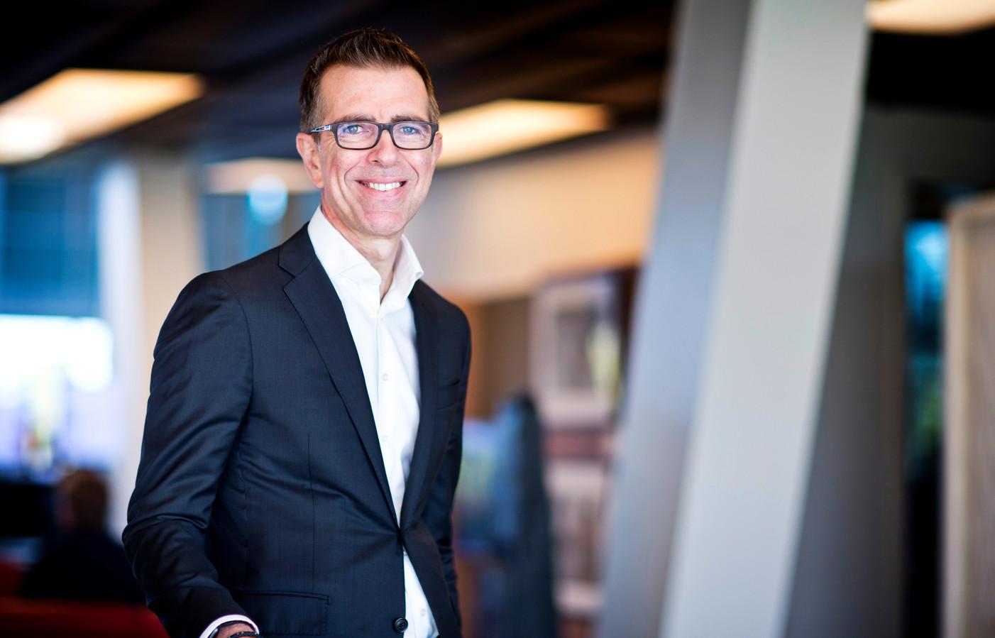 Phill Robinson, CEO van Exact Software.