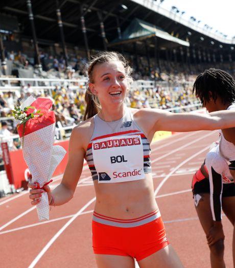Femke Bol duikt met Nederlands record ruim onder 53 seconden