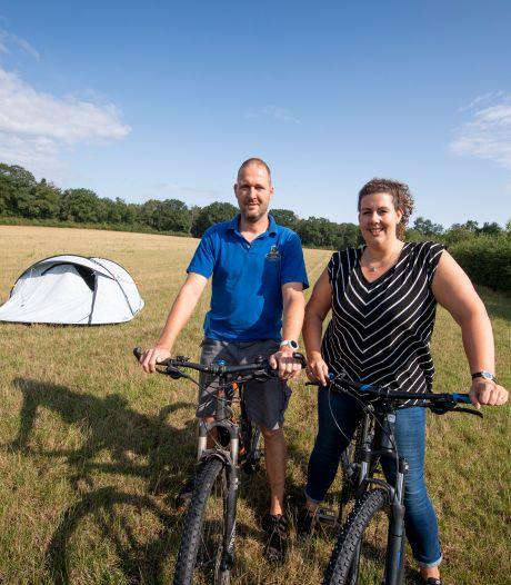 Uitbreiding Camping de Holterberg stapje dichterbij