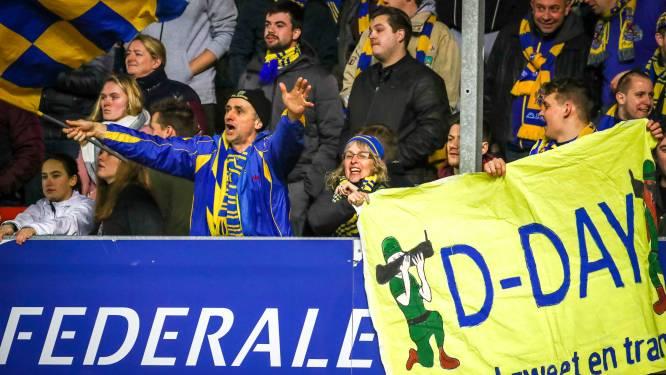 Boerenstraat kleurt zaterdag geel-blauw: coronaproof alternatief om spelers Waasland-Beveren aan te moedigen