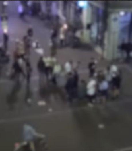 Camera's tonen veel maar net niet de gruwelijke mishandeling van een vader en dochter