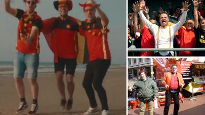 VIDEO. Die knotsgekke Nederlanders of toch Natalia of Pat Krimson: wat is jouw favoriete WK-lied?