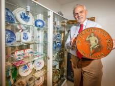 Bert (73) uit Emst is Olympisch kampioen verzamelen: een souterrain vol aandenkens aan de Spelen