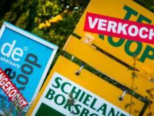 Coronadip? Niets ervan: huizenprijzen blijven stijgen in deze regio: 'Lastig voor starters om ertussen te komen'