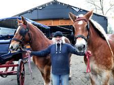 Levenskunstenaar Toon Paap blaast de Delftse paardentram nieuw leven in