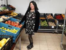 Supermarkt voor armen ziet het drukker en drukker worden