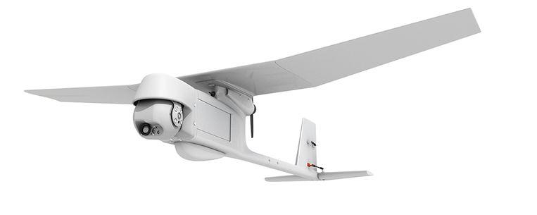 Een Raven-drone. Beeld aerovironment