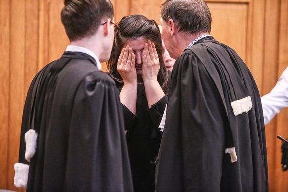 Mehrnaz Didgar schuldig aan moord op haar dochter door het Hof van Assisen van Leuven.