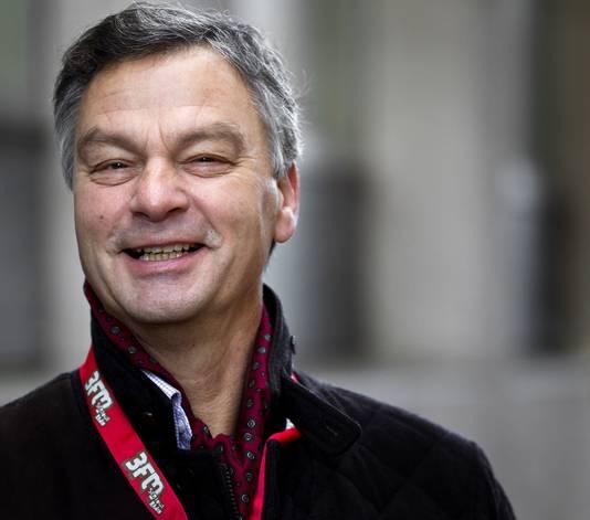 De nieuwe waarnemend burgemeester Bernt Schneiders