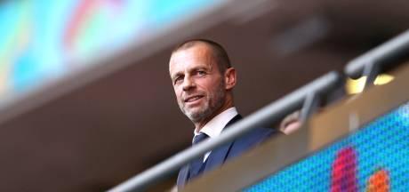 UEFA voelt niets voor herhaling huidig EK-concept: 'Brengt te veel uitdagingen met zich mee'
