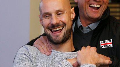 Boonen wordt 'grote ideeën-man' bij Lotto
