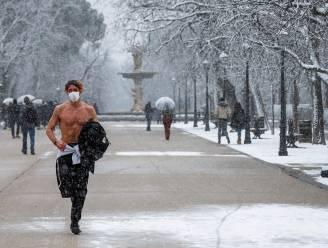 Laagterecord van -35,8 graden Celsius opgetekend in Spanje