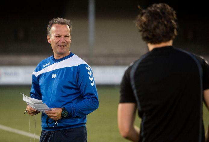 Trainer Dennis Dekkers