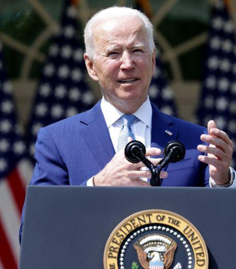 Biden pakt vuurwapengeweld in VS aan: 'Het is een epidemie en internationale schande'