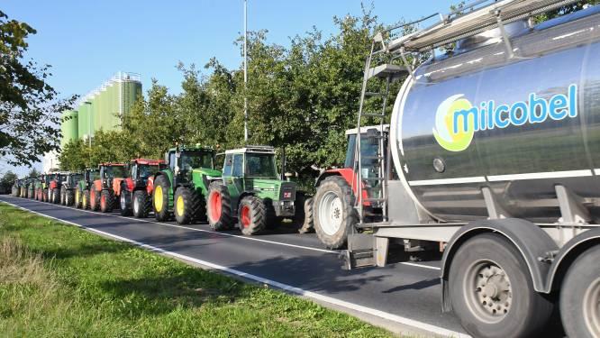 Tractorstoet van 1 kilometer lang kan ook in Herenthout woensdag verkeershinder veroorzaken