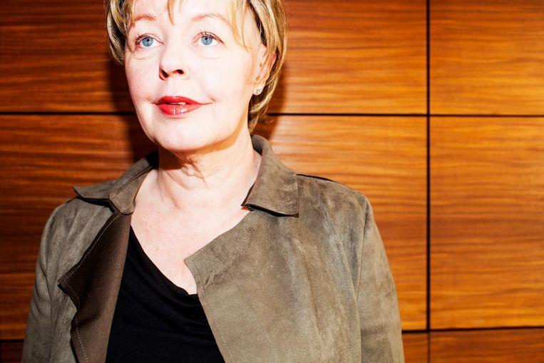 Ellen Laan: 'Ik vind dat er veel onzin rondgaat over seks en te weinig zinnigs over vrouwelijke seksualiteit' Beeld Renate Beense