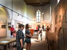 Eindelijk weer expositie in kerkje Velp: 'Dit is een heel mooi begin'