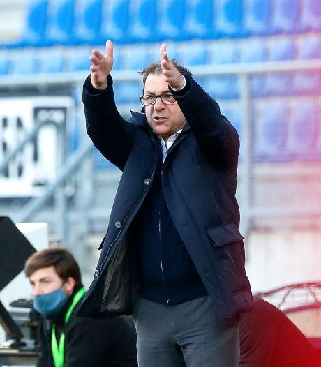 Willem II-trainer Petrovic: 'Ik ben net B100 van Bassie & Adriaan: ik heb altijd pech'