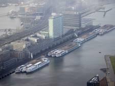 Raad wil in 2030 alleen nog uitstootvrije cruiseschepen in Amsterdam