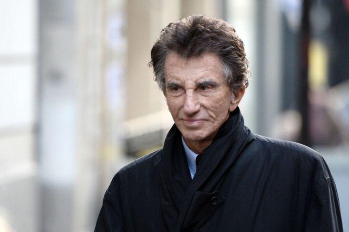 Jack Lang, actuel président de l'institut français du monde arabe