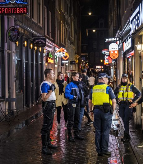 Bijna 2500 boetes uitgedeeld voor coronaovertredingen in regio Amsterdam