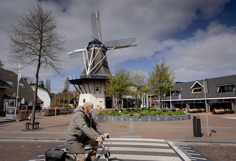 Het Molenaarsplein in Ermelo. Beeld ANP
