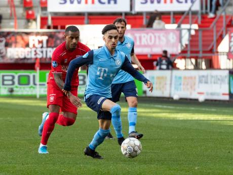 FC Utrecht beloont opgeleefde Boussaid met contractverlenging