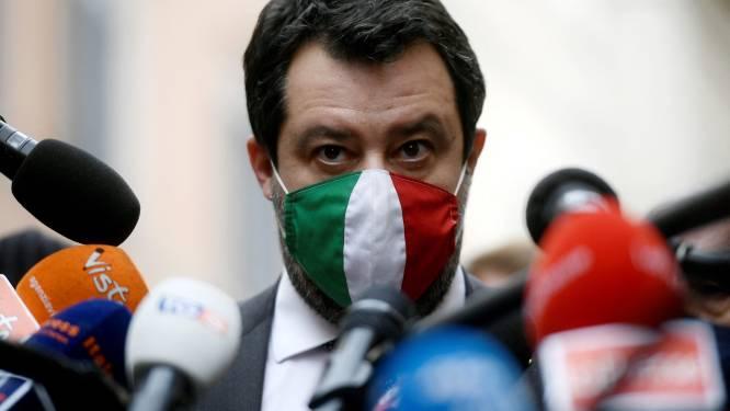 Ex-minister Matteo Salvini ontsnapt aan tweede proces voor tegenhouden van migranten