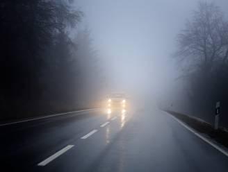 KMI waarschuwt voor dichte mist in de ochtend: code geel afgekondigd
