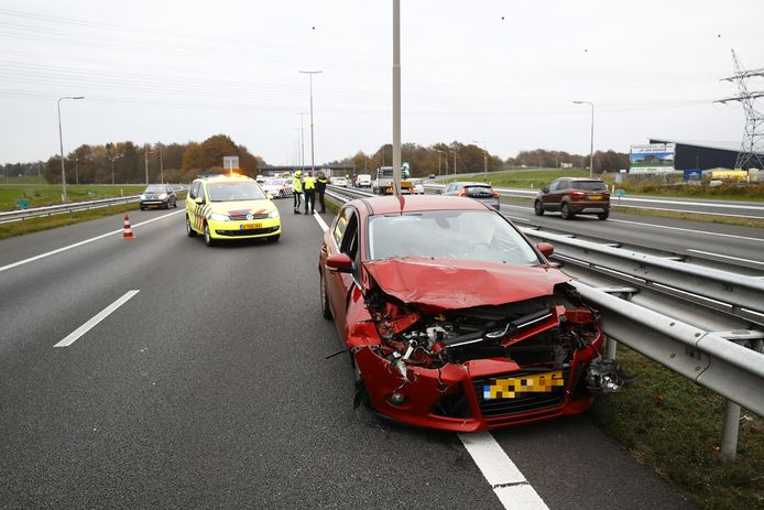Ongeval A28.