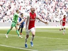 Klaassen bezorgt Ajax officieus de landstitel in intense topper tegen AZ