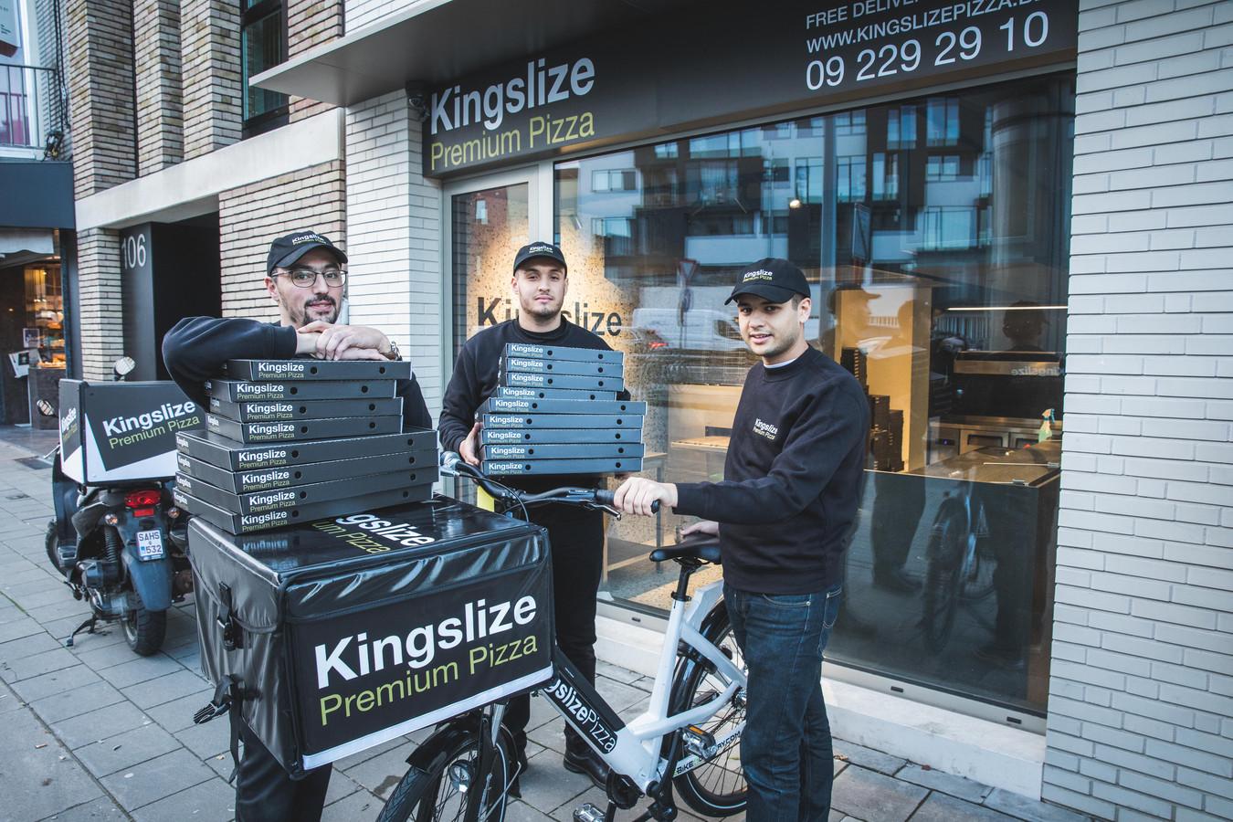 kingslize pizza