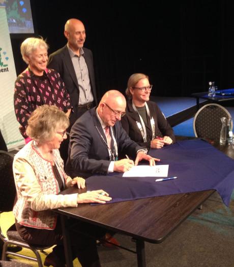 Kleine dorpen praten in Venhorst over hun toekomst
