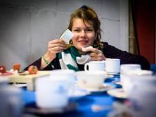 Hulp na laten vallen verzameling koffie- en theekopjes: 'Sommigen kochten hele serviezen'