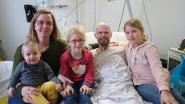 """Terminaal zieke papa (38) kort na laatste wens overleden: """"Tom leeft nu verder in onze kindjes"""""""