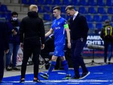 Zorgen voor Van den Brom bij Genk nemen toe na nederlaag in eigen huis