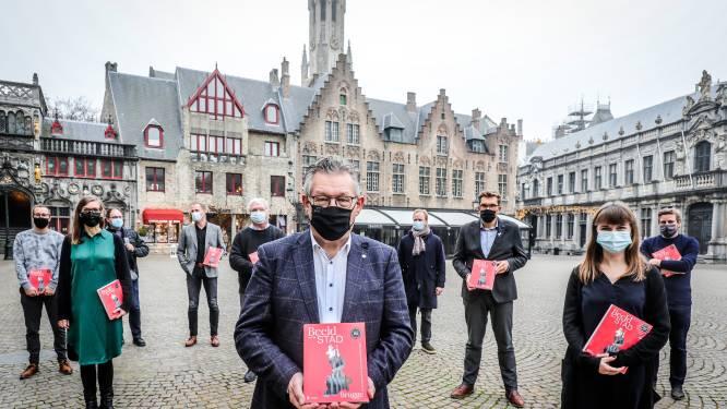 """Brugge bekroont 20 jaar Unesco-erkenning met boek 'Beeld van de stad': """"We mogen trots zijn"""""""