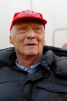 Arts positief over genezing F1-legende Niki Lauda