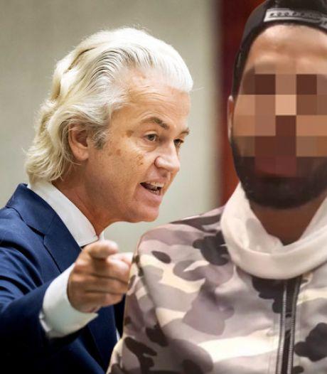 Geert Wilders bij rechtszaak tegen Pakistaan die hem 'naar de hel' wilde sturen