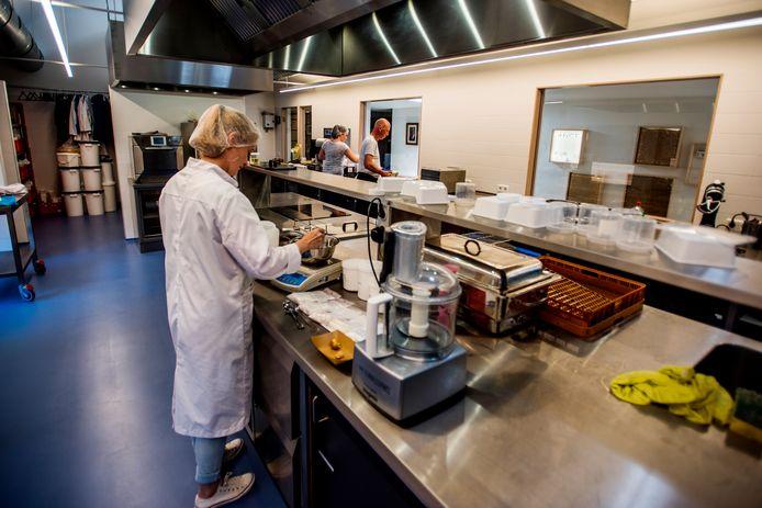 Schouten Europe timmert het hardst aan de weg: nieuwe ruimtes, laboratoria en een nieuwe proefkeuken.
