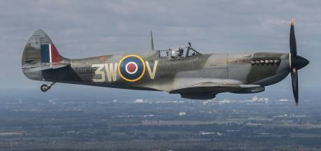 Spotters opgelet! Luchtmacht oefent met Spitfire boven Vliegbasis Eindhoven