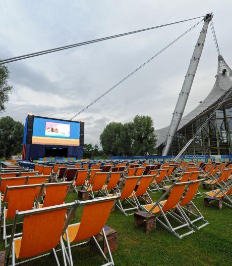 Du cinéma en plein air à Châtelet: trois films au mois d'août