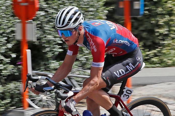 Robby Cobbaert moest in de finale van het PK in eigen St-Lievens-Esse passen, maar zegevierde zondag in St-Ulriks-Kapelle.