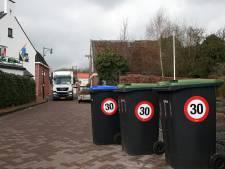 Acties in Oosterhout en Nijmegen Noord: niet harder dan 30