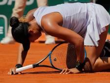 Sensation à Roland-Garros: Naomi Osaka éliminée