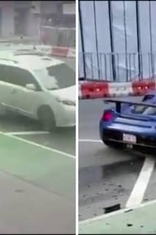 Video van de Dag | Deze miljonair in zijn peperdure auto is een brokkenpiloot (en komt daar mee weg)